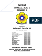 Laporan Tutorial Skenario B Group 7