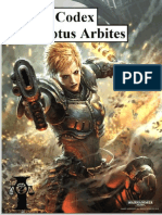 Codex Adeptus Arbites
