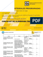 Albergues Transitorios Aip Manual 2014