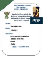 Informe Final Plasticos Catalisis