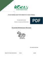 Manual de Prácticas Ecuaciones Diferenciales