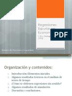 Regresiones Espurias en Economía 2012 Final