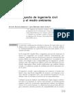 Ingeniería Civil e Impacto Ambiental