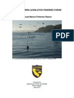 Annual Marine Fisheries Report 2014
