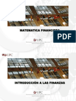 1. Introduccion a Las Finanzas - Parte 1