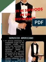 Tipos de Servicios Diapositivas Fressia Jusy
