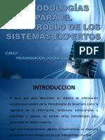 Metodologias Para El Desarrollo de Los Sistemas Expertos