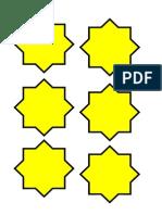 Bintang 6 Warna