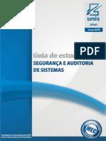 Auditoria e Seguranca de Sistemas