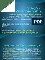 2. Biologya - La Ciencia de La Vida