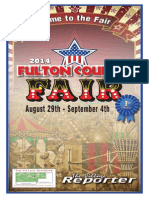 2014 Fulton County Fair Tribute