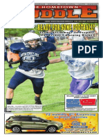 The Hometown Huddle - August 27th, 2014