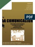 Cartilla La Comunicación.