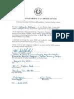 Riverside Surrender Contract   Aug. 21, 2014