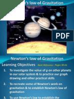 Physics A2 Unit4 19 GravitationalFields02
