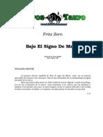 Zorn, Fritz - Bajo El Signo de Marte