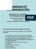 Assessment of Dermatological SkinPADAS FK UKD