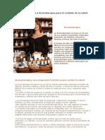Aromaterapia Para El Cuidado de La Salud