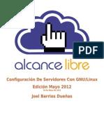 Configuracion Servidores Linux 20120520 MAYO