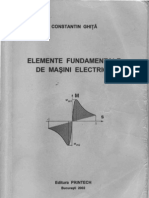 Constant In Ghita ELEMENTE Fund Amen Tale de Masini Electrice