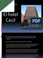 Caso Hotel Cecil