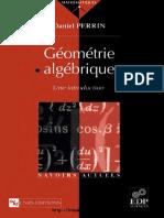 Geometrie Algebrique