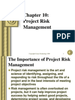 10-ProjectRiskManagement