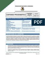 Contenido Robotica 2014-1