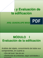 Analisis y Evaluacion de Edificaciones 050627