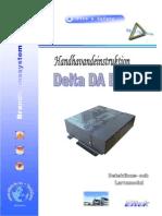 Delta DA Esser Handhavandeinstruktion[1]