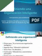 Definiendo Una Organización Inteligente