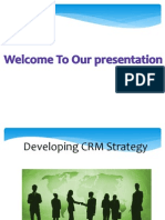 Developing CRM