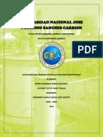 Proyecto de Tessis Sobre La Gestion Ambientaln de Los Vertidos Al Agua de Una Planta Cloro-soda
