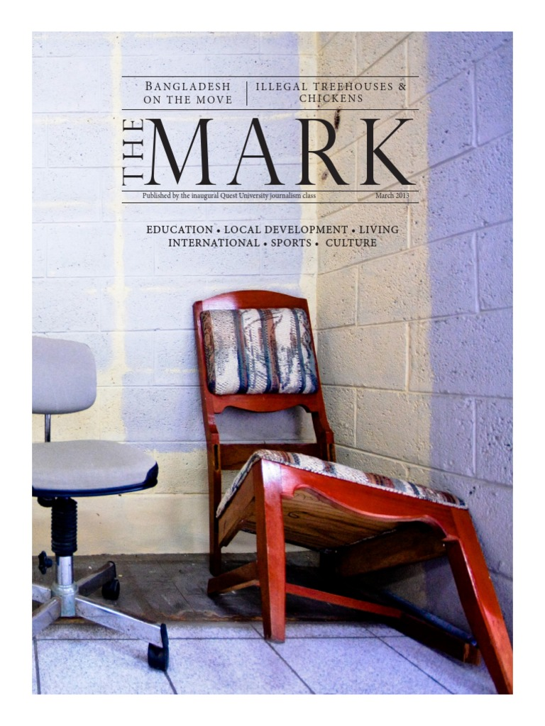 0cecfadf82e0 The Mark - March Special Issue
