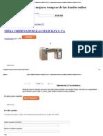 Mesa Ordenador Kalmar Haya CA