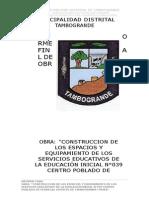 Informe Final Cerco Perimetrico