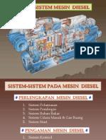 System Mesin Diesel