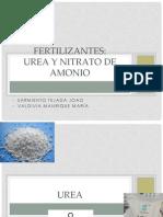 Urea-Nitrato de Amonio