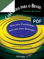Cara Nova Para o Brasil - Com Capa