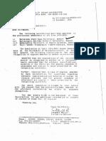 AIU Membership Letter