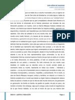 Cien Años de Soledad LR