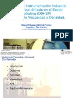 Presentación Medición de Densidad y Viscosidad MEGP V3.0 14-09-2011