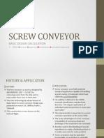 2 Screw Conveyor-libre