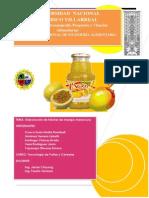 Nectar de Mango Maracuya Chiyong