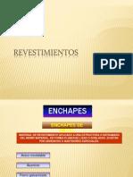Revestimientos III - Metales