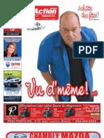 Journal L'Action Régionale -A- 8 dec. 09