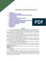 Troponina marcador bioquímico