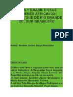 Cuba y Brasil en Sus Orígenes Africanos