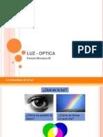 Luz Optica