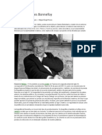 90 Años de Yves Bonnefoy
